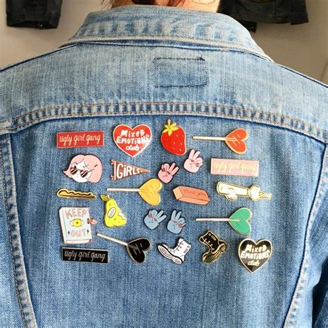 pin designer are enamel pins the new business cards for emerging
