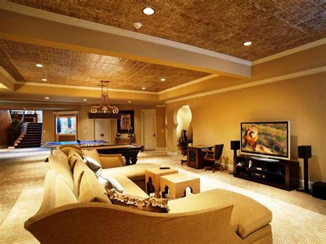 successful basement remodeling on a budget some best basement ceiling ideas on a budget modern