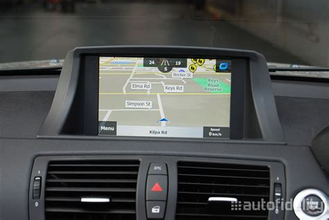 bmw navigation system touchscreen integrated navigation system for bmw 1 series