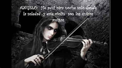 imagenes goticas de amor cuentos goticos el violinista 1 parte youtube