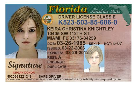 Florida Drivers License Template by Drivers Education Key West Faqs Key West Drivers Education