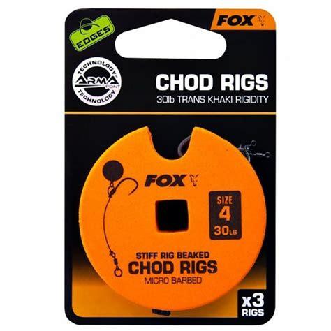 Fox Standar fox standard chod rig 7 49