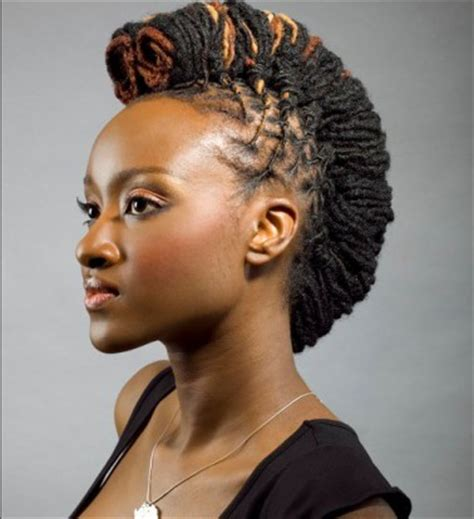 beautiful women with dreads take to a new level