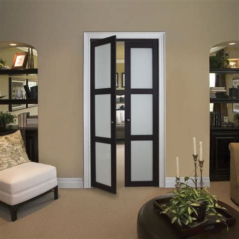 Elevate Your Room By Swapping Your Standard Bedroom Door With Dramatic Double Closet Doors Rich | double closet doors ideas barn for on contemporary closet