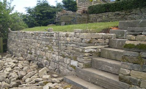How To Build A Rock Garden by Dry Stone Walling Contractors From Huddersfield West Yorkshire