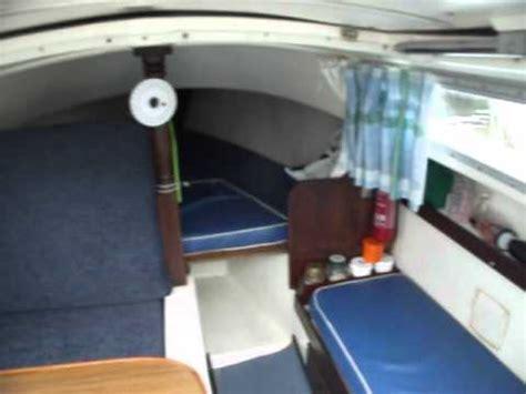 zeilboot jaguar 25 jaguar 22 boatshed boat ref 145125 youtube
