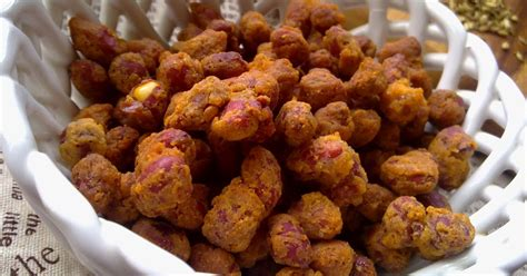 Foods Tepung Keto dapur berasap kacang salut tepung