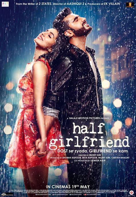 film online 2017 na russkom half girlfriend first poster out arjun kapoor and