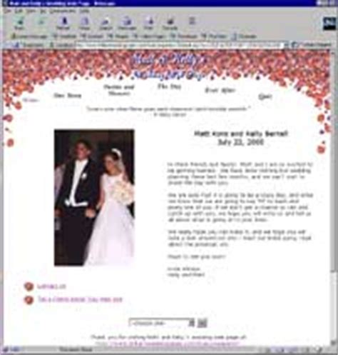 Wedding Websites Exles by Wedding Website Welcome Message Wedding Ideas 2018