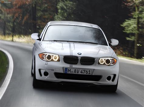Bmw 1er Coupe Test by Photos Of Bmw 1 Series Coupe Activee Test Car E82 2011