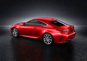 Lexus Rs Coupe 2015 Lexus Rc 350 Coupe Rear Photo Infrared Exterior
