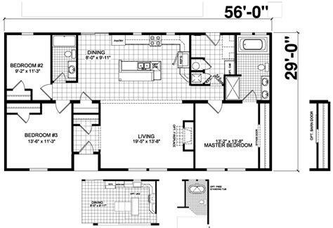 modular home plans missouri modular home plans missouri marbella 29 x 56 1624 sqft
