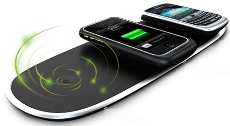 Cell Phone Mat Charger by Powermat Inductive Charging System Charge Your Phone