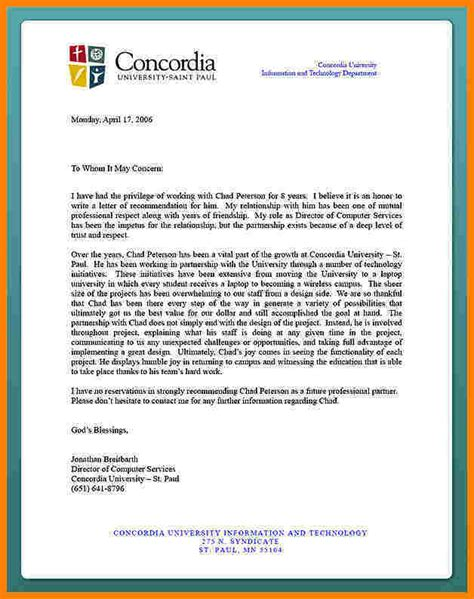Recommendation Letter Sle Academic 1 academic reference letter template educationalresume or 28 images 4 recommendation letter