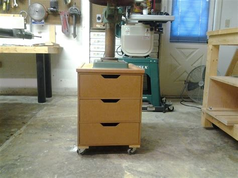 drill press stand drawer cabinet by artb lumberjocks