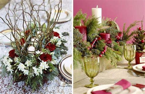 adornos para mesa de navidad excellent no decores cada