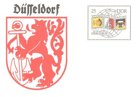 0526 Ddr 1986 Youth St Exhibition In Berlin 2v Mnh gdr heraldic cats