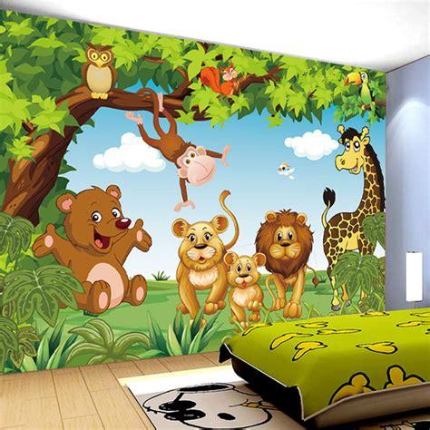 aliexpress com buy cartoon animation child room wall