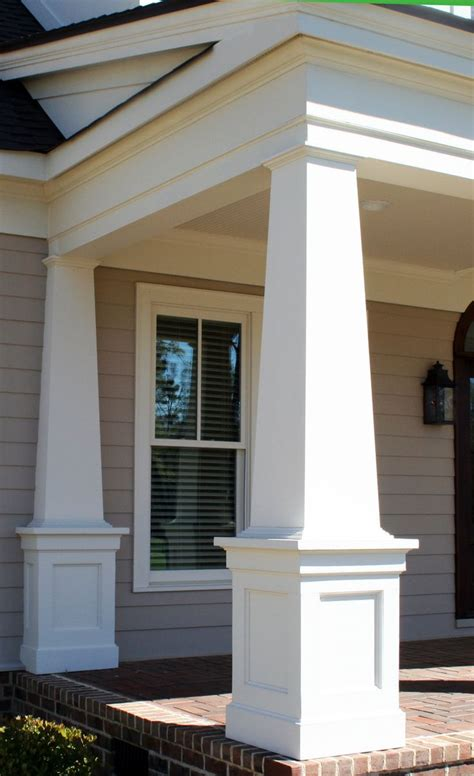 columns for homes porch columns custom home for the home pinterest