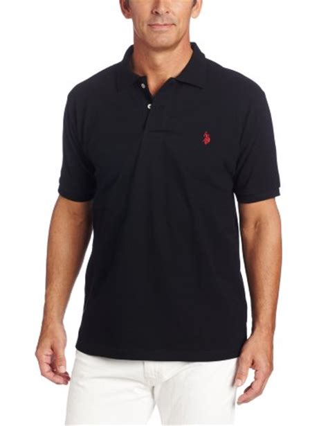 Polo Shirt Disc Tarrasmlxl Abu Abu u s polo assn s solid polo shirt with small pony