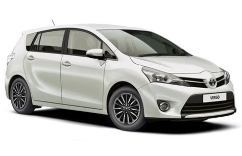 verso icon offers toyota uk