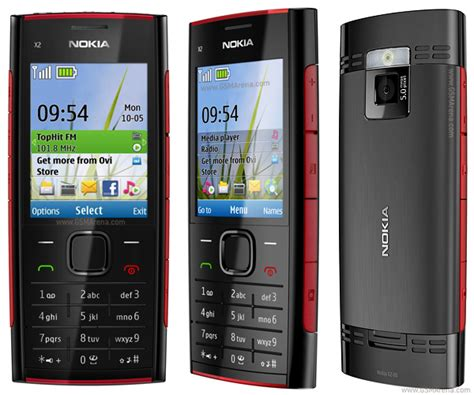 Pasaran Hp Nokia X2 02 nokia x2 00 pictures official photos