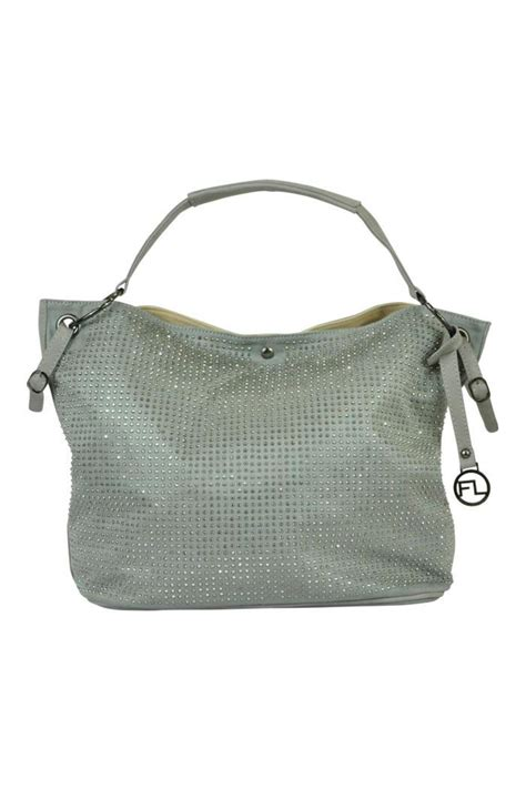 frank lyman silver stud bag from canada by didi s boutique shoptiques