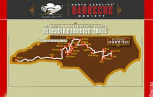 bbq trail map bbq road trip 2012 march 2012