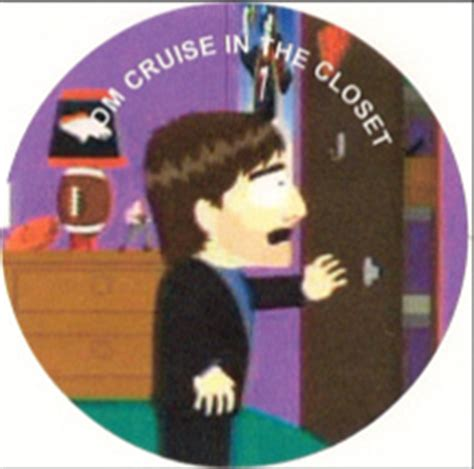 Tom Cruise In The Closet by South Park Photo Galleries 1000 Inappropriate Images