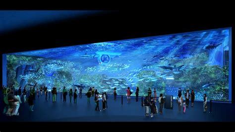 Aquarium Design Brisbane | 100 million aquarium proposed for south bank