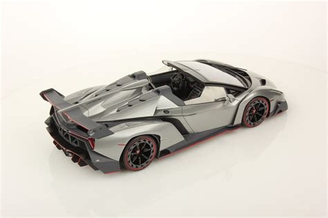 1 lamborghini veneno lamborghini veneno roadster 1 18 mr collection models