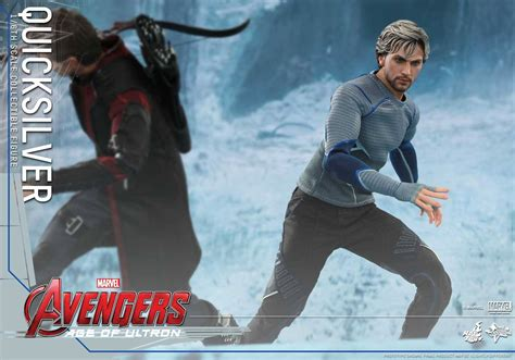 quicksilver movie toy hot toys avengers age of ultron quicksilver