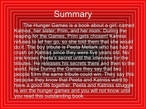 a book report on the hunger hunger book report writefiction581 web fc2