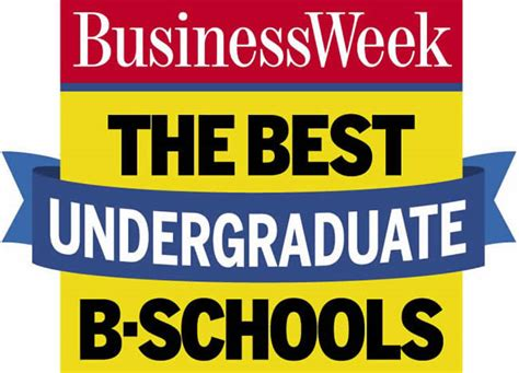 How To Sign For An Undergrad Course Sloan Mba by Businessweek 2011 Undergrad Rankings Business Insider