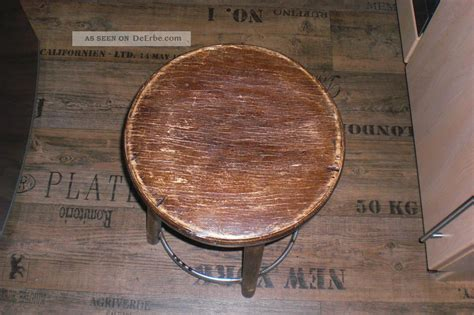 Schemel Holz Antik by Massiv Holz Hocker Antik Sitzhocker Blumenhocker
