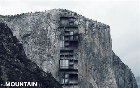 www architecture com mountain skyscraper in yosemite evolo architecture magazine