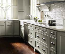 gray cabinets in kitchen gray kitchen cabinets homecrest cabinetry