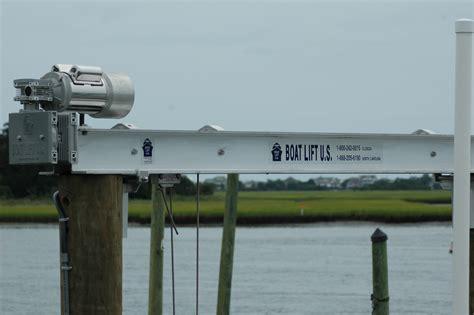boat lift us gallery boatzright wilmington nc boat lifts repair