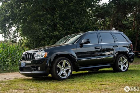 srt jeep 08 jeep grand srt 8 2005 29 august 2016 autogespot
