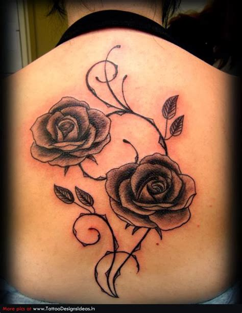 pictures of tattoos of roses flower tattoos flower hd wallpapers images
