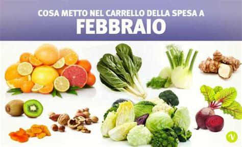 alimenti di stagione frutta e verdura di stagione ecco tutti i prodotti di