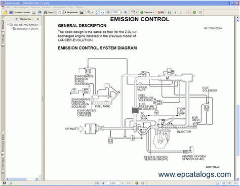 motor auto repair manual 2005 mitsubishi lancer parking system mitsubishi lancer 2005