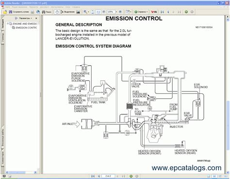 online service manuals 2005 mitsubishi endeavor spare parts catalogs mitsubishi lancer 2005