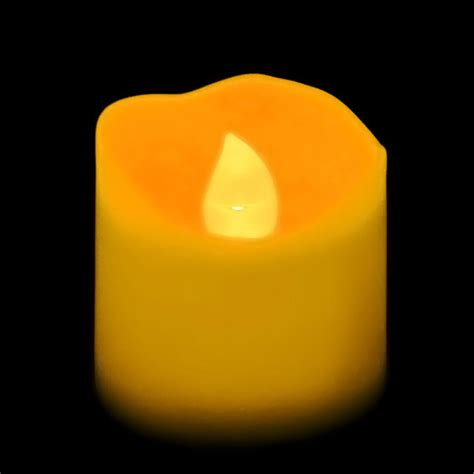 Battery Candles Flickering Battery Votive Candle