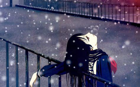 wallpaper anime girl sad sad girl anime photo for timeline charming collection of
