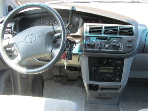 electric and cars manual 1999 toyota sienna interior lighting toyota sienna 1998 manual photo gallery 8 10