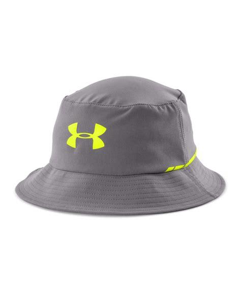 mens  armour golf bucket hat