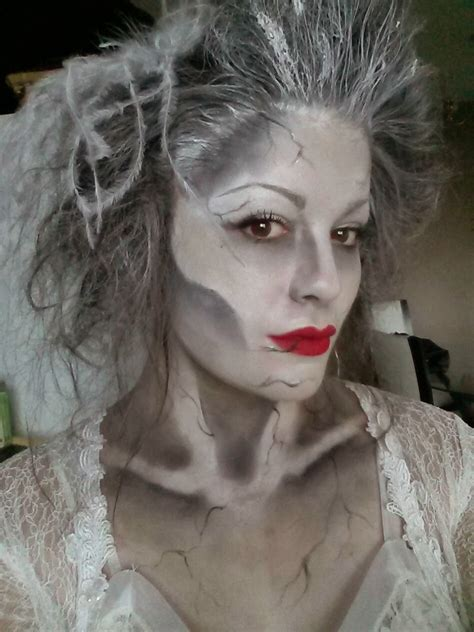 ghost halloween makeup ideas flawssy