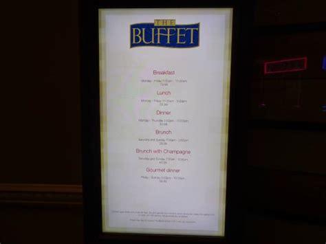 prices photo de the buffet at bellagio las vegas