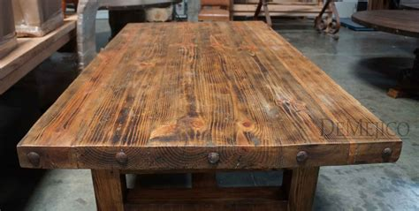 how to a table top wood table demejicodemejico tables